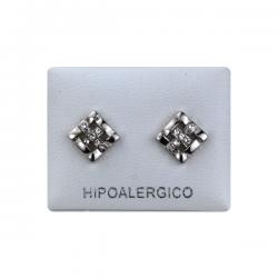 Pendiente hipoalergénico H-7055