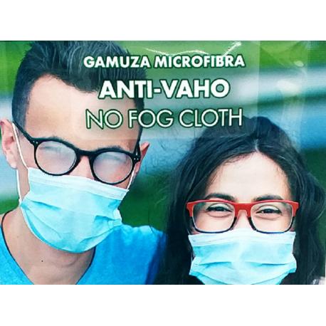 TOALLITAS ANTI-VAHO GAMUZAS MICROFIBRA