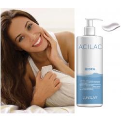 ACILAC HIDRA leche de tratamiento corporal Luvilay