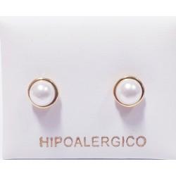 Pendiente hipoalergénico H-4001