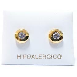 Pendiente hipoalergénico H-4002