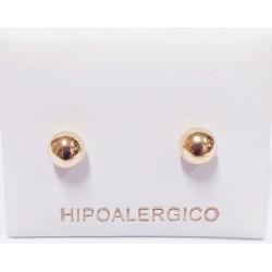 Pendiente hipoalergénico H-4025