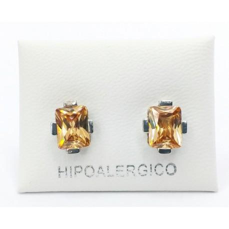 Pendiente hipoalergénico H-9012