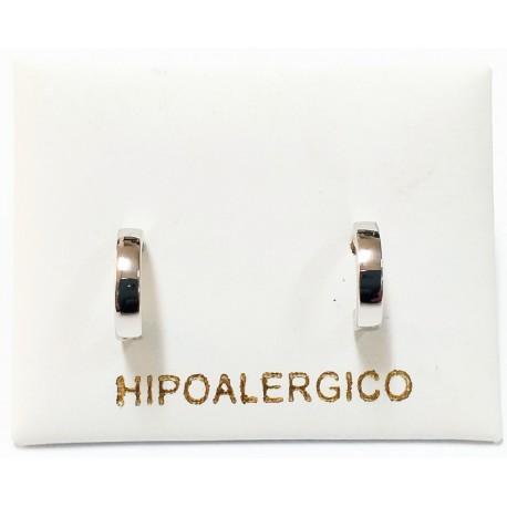 Pendiente hipoalergénico H-8018