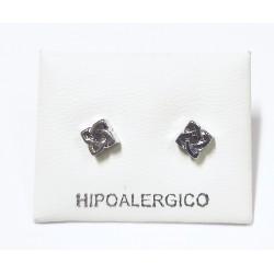 Pendiente hipoalergénico H-8010
