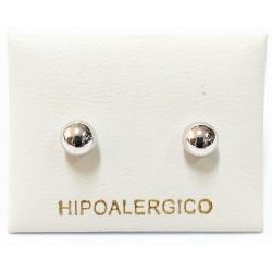 Pendiente hipoalergénico H-8012