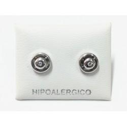 Pendiente hipoalergénico H-8014