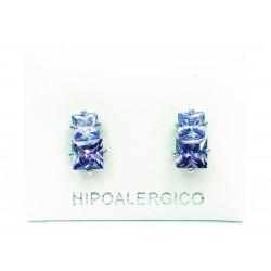 Pendiente hipoalergénico H-9002