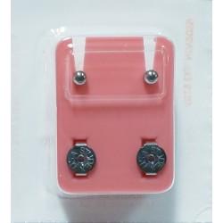 Pendiente piercing mini hipoalergénico MW-200