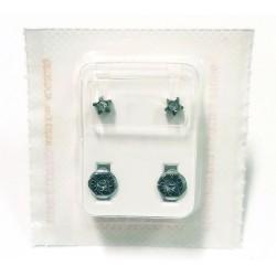 Pendiente piercing hipoalergénico W-501Y4