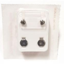 Pendiente piercing hipoalergénico W-502