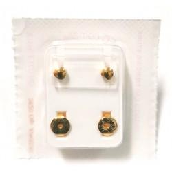 Pendiente piercing hipoalergénico R-502